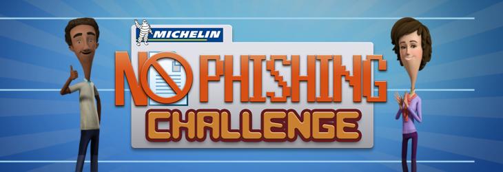 MichelinNoPhishingChallenge